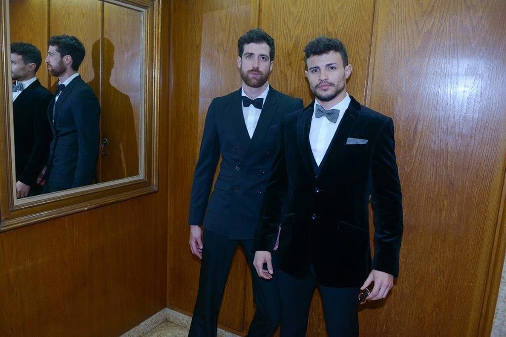 תצוגת אופנה בית השגריר הצרפתי