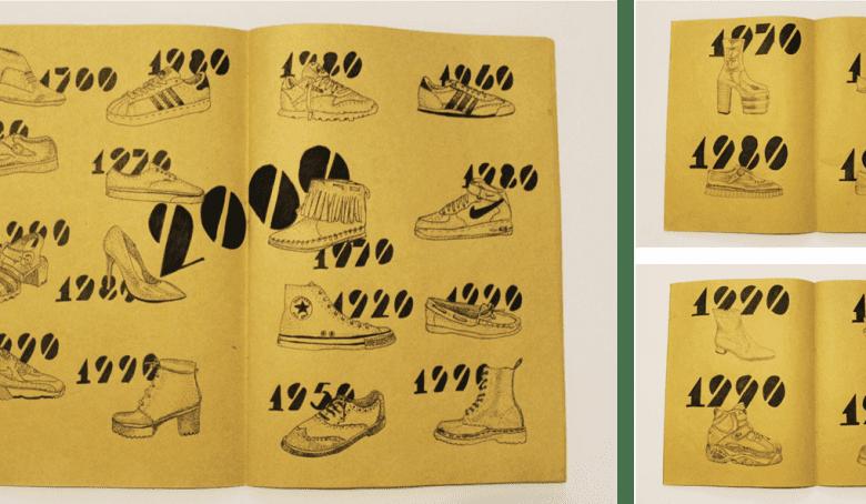 יובל קפצן -כרונולוגיה של נעליים