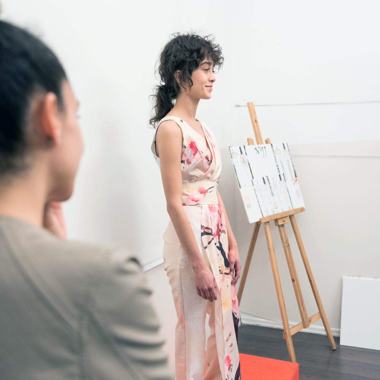קורס עיצוב שמלות כלה וערב (17)
