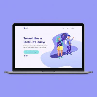 אפליקציית טיולים עם מקומיים, לוטם לוי