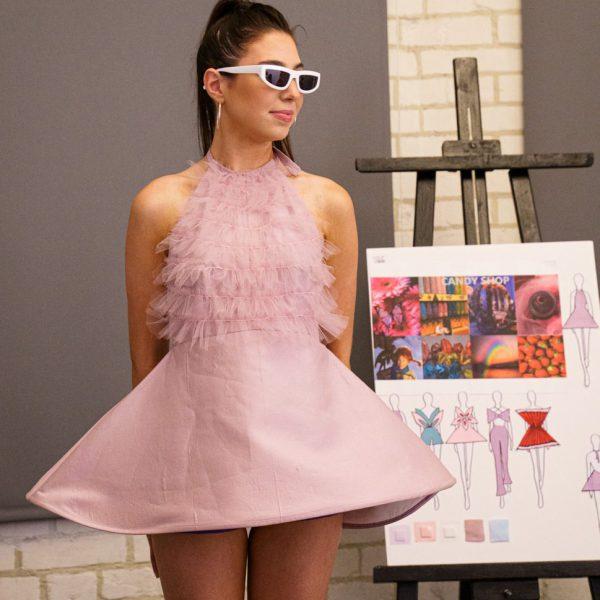 קורס עיצוב שמלות כלה וערב (2)
